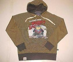 R.Athletic Jeans Ralph Lauren Woodie's Sports Bear Ski Vintage Pullover Hoodie M - $89.35