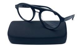 Calvin Klein Unisex Black Round Glasses with case CK 5926 438 53mm - $73.99
