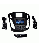 Ford Focus 2012-Up dvd gps radio with Dash Kit without MyFord Touch - $465.29