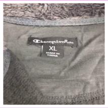 Champion Men's Fleece pullover Sports 1/4 ZIP Fleece Sweatshirt image 5