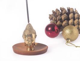 Buddha Incense holder - Zen Incense Burner Incense Stick StandYoga Deco... - $20.00