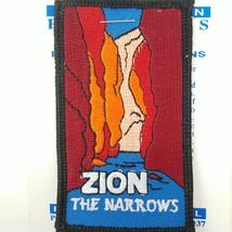 Zion The Narrows National Park Souvenir Patch - $14.54