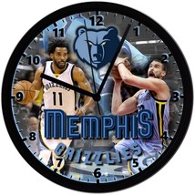 """Memphis Grizzlies Homemade 8"""" NBA Wall Clock w/ Battery Included - $23.97"""