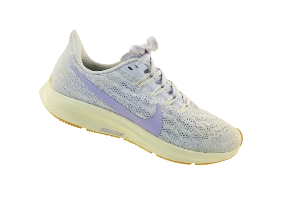 Primary image for Nike Air Zoom Pegasus 36 Platinum Tint Purple AQ2210-005 Women's Size 7.5