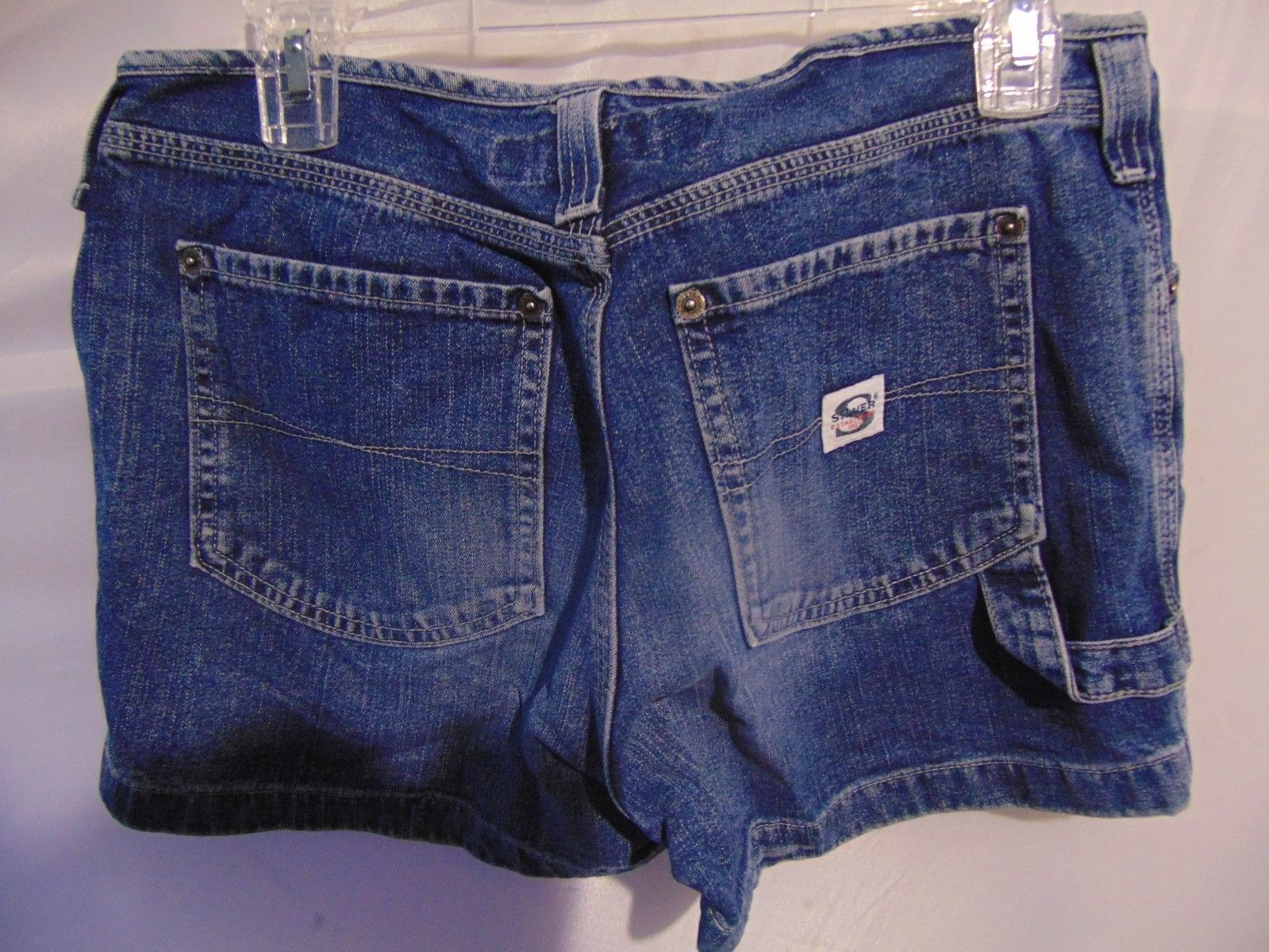 Silver Shorts Sz 30