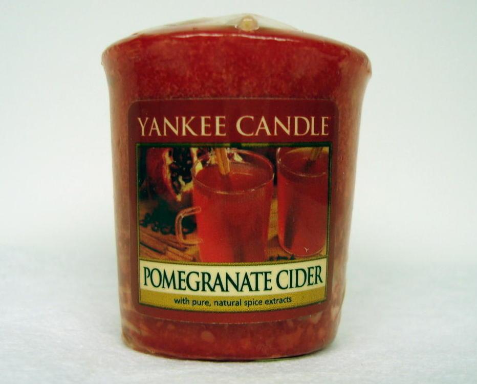 Yc pomegranate cider
