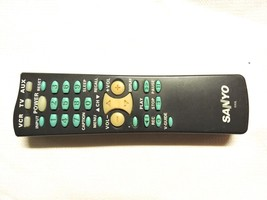 Sanyo Fisher Tv Remote Control Fxvl For DS25520 DS27224 DS27530 B3 - $8.96