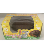NEW 3 OUNCE PEANUT BUTTER FILLED MILK CHOCOLATE EGG- SHIPS N 24 HRS - $11.76