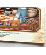 Wisconsin Electric Christmas Cooky Cookie Anniversary Commemorative Cook... - $19.79