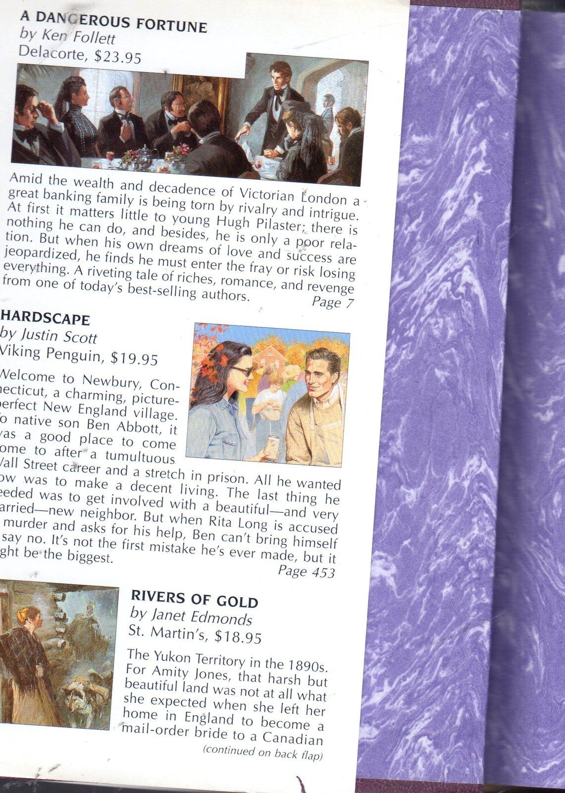 Reader's Digest Condensed Books Volume 3 - 1994 image 3