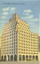 Circle Tower. Indianapolis, Indiana - $5.95