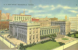 U.S. Post Office, Indianapolis, Indiana - $6.95