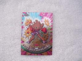 #107 HITMONCHAN  Pokemon card chrome - $3.00