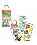 Melissa & Doug Poke-A-Dot Jumbo Number Learning Cards - $27.99