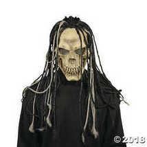 Men's Dead Dread Mask with Hair - £27.13 GBP