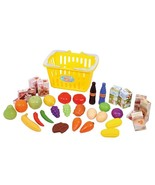 My SHOPPING BASKET Play Food by Playgo ~NEW~ - $23.89