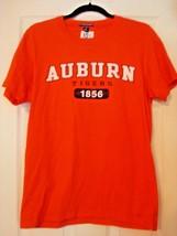 Ncaa Auburn Tigers Boy's Small Orange Cotton T-SHIRT New - $10.97