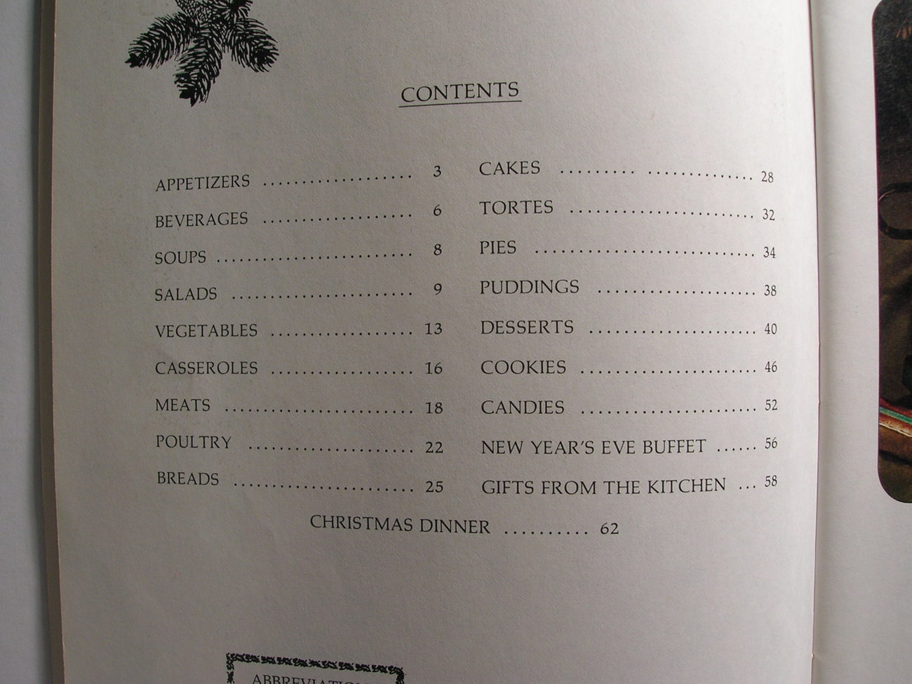 The Ideals Christmas Cookbook