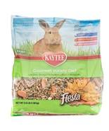 Kaytee Fiesta Gourmet Variety Rabbit Food 3.5 lbs Healthy - $20.78