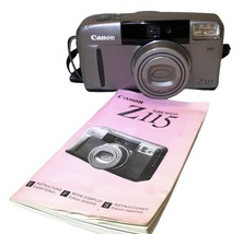 Canon Z115 Sure Shot 35mm Point & Shoot Camera No Batteries Previously Worked - $36.73