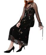 MONSOON Roco Embroidered Midi Dress - $128.51