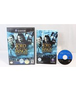 Nintendo GameCube The Lord of the Rings The Two Towers Disc Manual & Case - $9.89