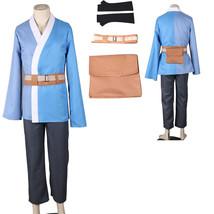 Naruto Boruto Son of Orochimaru Mitsuki Kimono Anime Cosplay Costume - $25.60+
