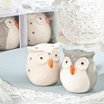 50 Cute Owl Salt Pepper Shakers Set Wedding Favor Party Event Sweet Rece... - $121.11