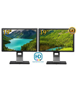 Dell Professional Premium 19in LCD Dual Monitor HD 1440 x 900 P1913t (Lo... - $89.99
