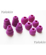 Purple Set Replacement Ear-tips Adapters for Jaybird Freedom and Freedom... - $10.99