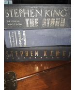 Stephen King  Book Collection , Several 1st edition books  - $135.00