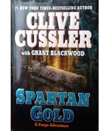 Spartan Gold: With Grant Blackwood: A Fargo Adventure - Clive Cussler - $9.99