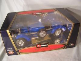 """Bugatti """"Type 59"""" 1934 1:18 scale diecast Burago Bburago Special Collection - $36.31"""