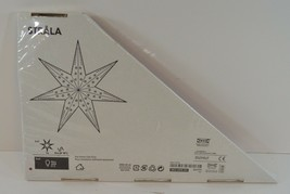 "IKEA Strala Star Pendant Lamp Shade Hanging WHITE 28"" NEW Home Decor 002... - $18.99"