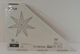 "IKEA Strala Star Pendant Lamp Shade Hanging WHITE 28"" NEW Home Decor 002.659.91 - $18.99"