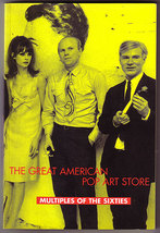 The Great American Pop Art Store: Multiples of the Sixties by Constance ... - $25.00
