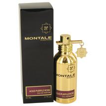 Montale Aoud Purple Rose by Montale Eau De Parfum Spray (Unisex) 1.7 oz ... - $69.00