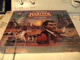 "1986 Milton Bradley ""Power Barons"" board game MIBFS Sealed - $45.00"