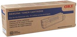 Okidata 44315304 Black Toner Cartridge for C610cdn C610dn C610dtn C610n - $111.82