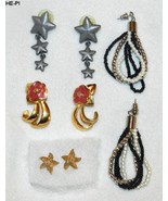 4 Pair of Fashion Earrings - $9.99