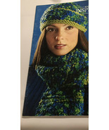 Knit & Crochet Inspirations Autumn Collection Issue #3 Lion Brand Yarn  - $12.71