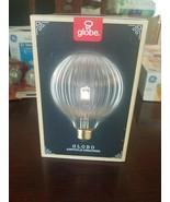 Globe Electric Clear Designer Vintage Edison Crystalina Incandescent Lig... - $29.35