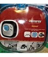 MP3 WMA Digital Audio Player w/ FM Turne - Memorex Biomorph 128MB - $23.00