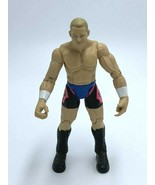 WWE Titan Tron Live Crash Holly Action Figure 1999 Blue Pink Black Trunks - $12.99