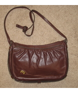 Vintage Eitenne Aigner Burgundy Leather Purse - $6.99