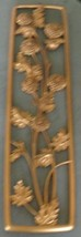 Mid Century Syroco Molded Plastic Wall Hanging #3062 - GORGEOUS DETAIL -... - $29.69