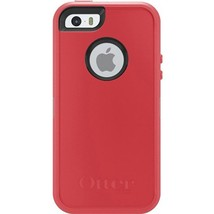Otter Box Defender Series Case For I Phone Se 2020 (2nd Gen) And I Phone 8/7 Red - $22.99
