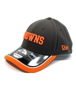 Cleveland Browns NFL 3-D Embroidered 39Thirty Team Color Cap By New Era - $24.99+