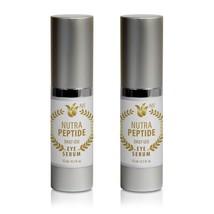 Eye Natural Anti Aging Skin Care - Nutra Peptide Eye Serum 15ml - Zea Ma... - $23.33