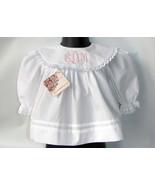 Take me home dresses newborn, white baby dresses christening Free monogram - $41.00